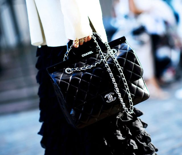 1: The Flap Bag by Chanel