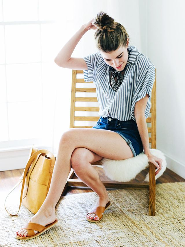 capsule wardrobe: understand that it won't be perfect