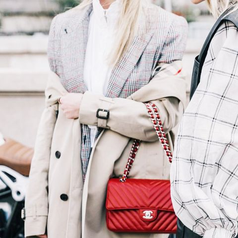 layering clothes: when layering coats, opt for a lightweight mac as the top one