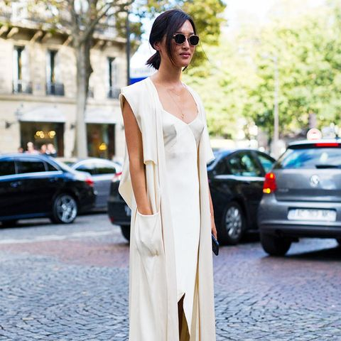 What to wear to a wedding: avoid short hemlines as it's more respectful