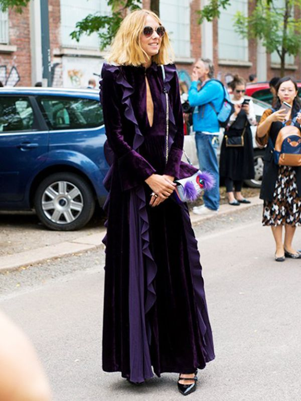 What to wear to a wedding: wear sleeves or bring a cover-up for religious ceremonies