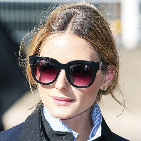 Olivia Palermo Style: Always Have Your Sunglasses Handy