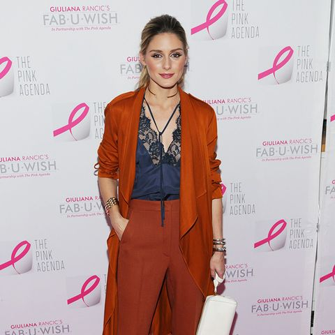 Olivia Palermo Style: A 3-Point Colour Combination Works