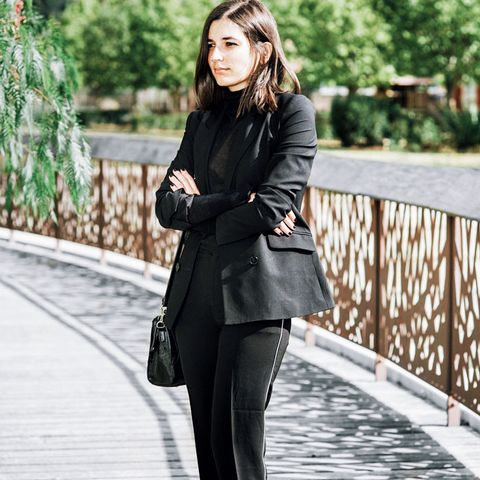 All-Black Outfits: 9 Perfect Ways to Look Like You've Made an Effort