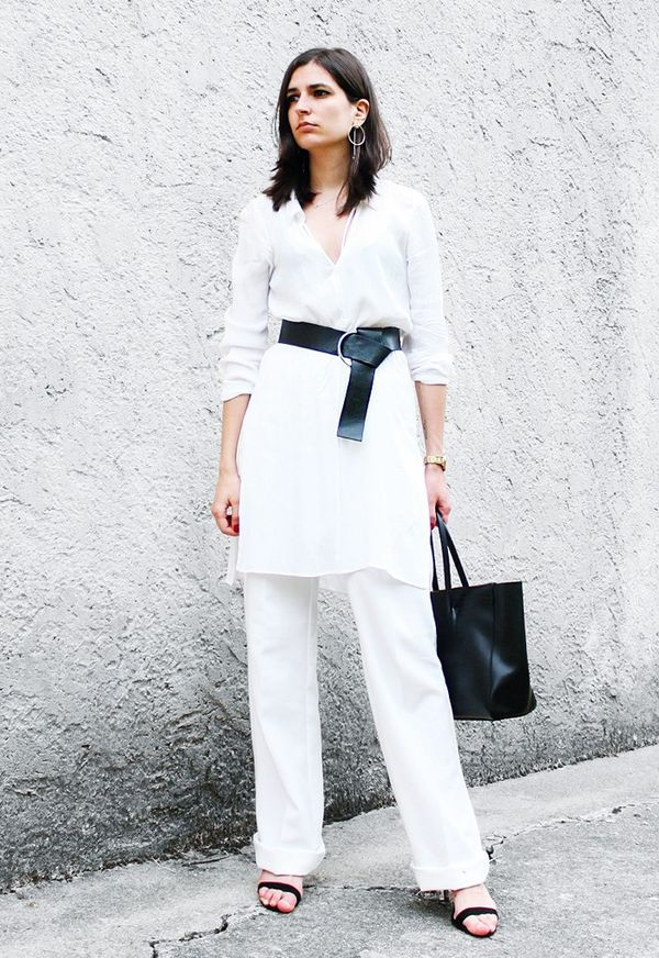 French Fashion 8 Secrets To Dressing Like The World 39 S Chicest Women Whowhatwear Uk
