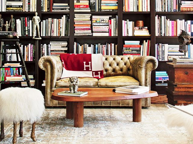 How to Give Your Bookshelf a Literary Makeover