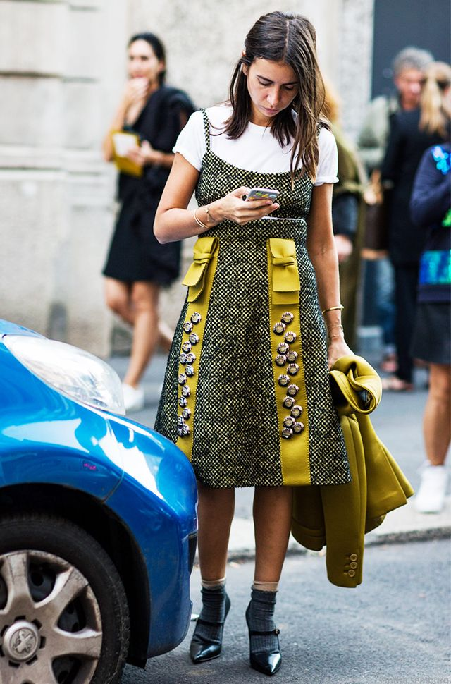 The Layering Trick Every Street Style Star Is Doing at ...