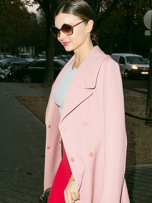 Yes, You Can Wear Pink and Red Together
