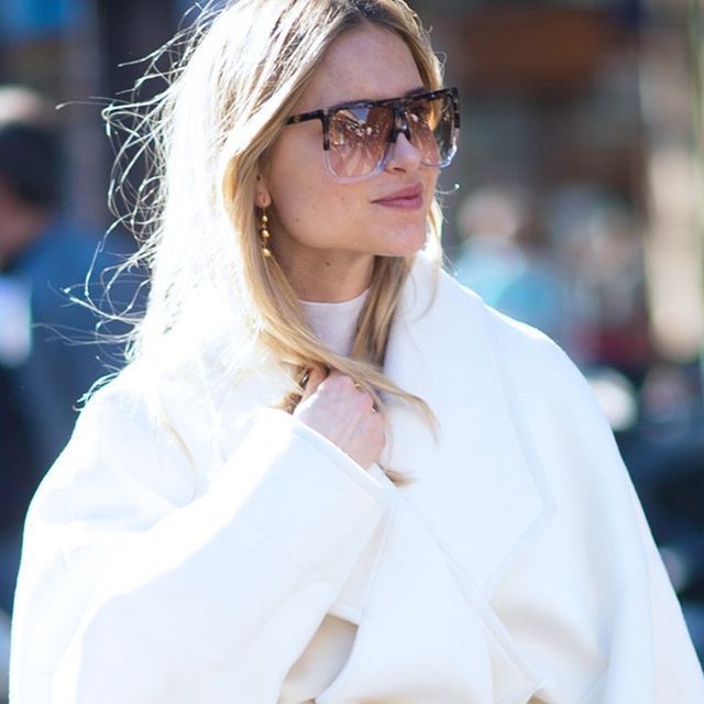 Are These Fashion Week's Most-Wanted Sunglasses?