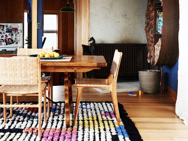 5 Rooms Where the Rug Stole the Show