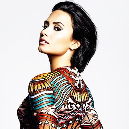 """Demi Lovato Is Finally """"Confident"""" About Her Body"""
