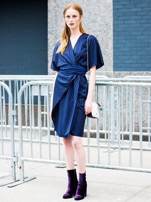 Trend Report: Velvet Shoes
