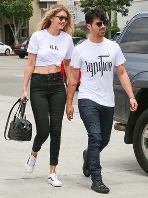 Fact: Gigi Hadid Directed Joe Jonas' Latest Music Video