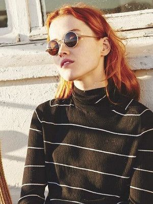 Pumpkin Spice Hair Is Trending for Fall—This Is What It Looks Like