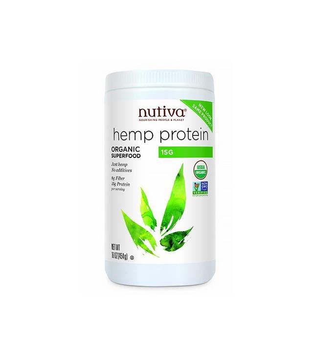 nutiva hemp protein powder weight loss