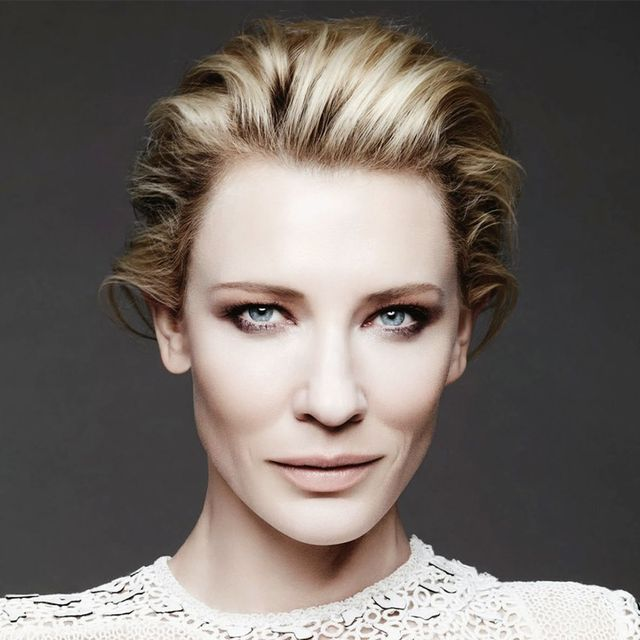 Cate Blanchett on Motherhood and Her Morning Routine
