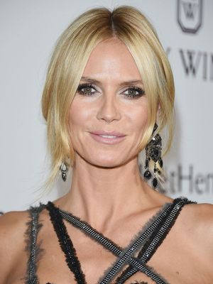 You HAVE to See Heidi Klum's 10-Hour Halloween Beauty Transformation