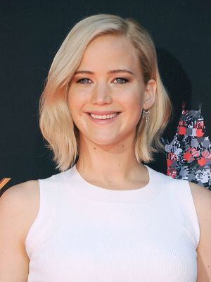 "Jennifer Lawrence Just Broke a Famous Fashion ""Rule"""