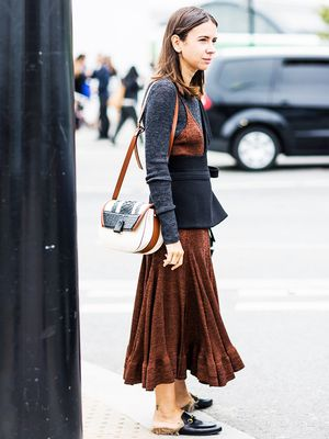 Why You Should Snag a Pair of Backless Loafers