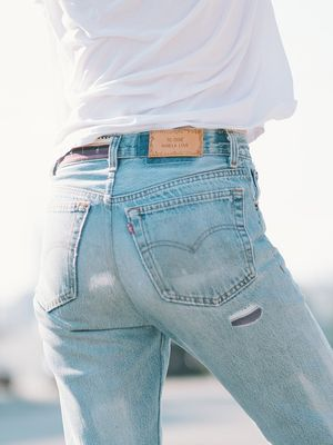 Have You Seen the Pamela Love for Re/Done Jeans Collaboration?
