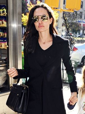 How to Copy Angelina Jolie's Accessory Hack for $10