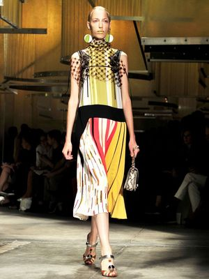 This Is How Miuccia Prada Designs a Collection