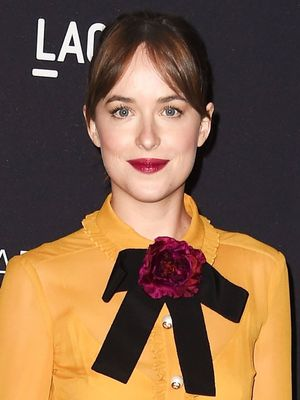 Dakota Johnson Shows Us How to Pull Off This Tricky Fall Color