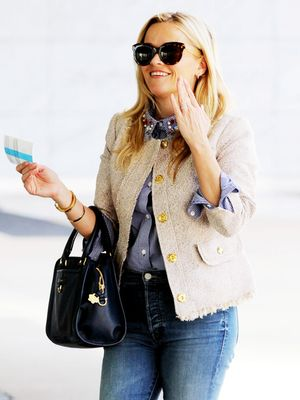 Reese Witherspoon's Styling Trick to Always Look Polished