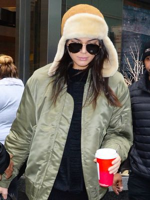 Kendall Jenner Wore the Ugg Boots You'll Wear All Winter