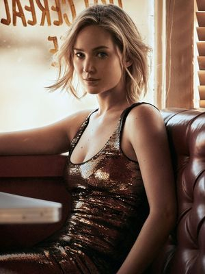 Jennifer Lawrence Talks About Riding Horses in Tom Ford