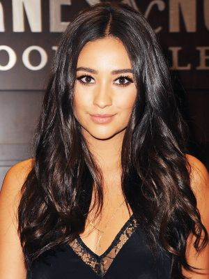 Shay Mitchell Keeps a Beauty Fridge in Her Bathroom