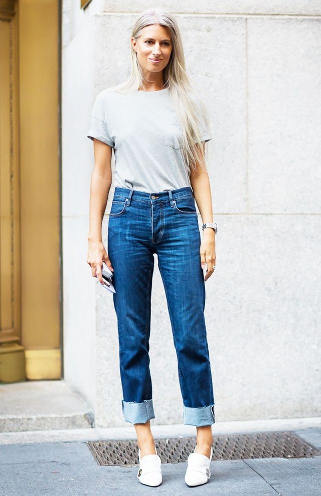 How to Add Style to a T-Shirt and Jeans | WhoWhatWear UK