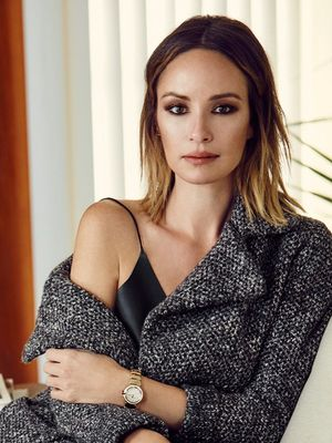 Catt Sadler's Go-To Statement Piece for a Timeless Work Look