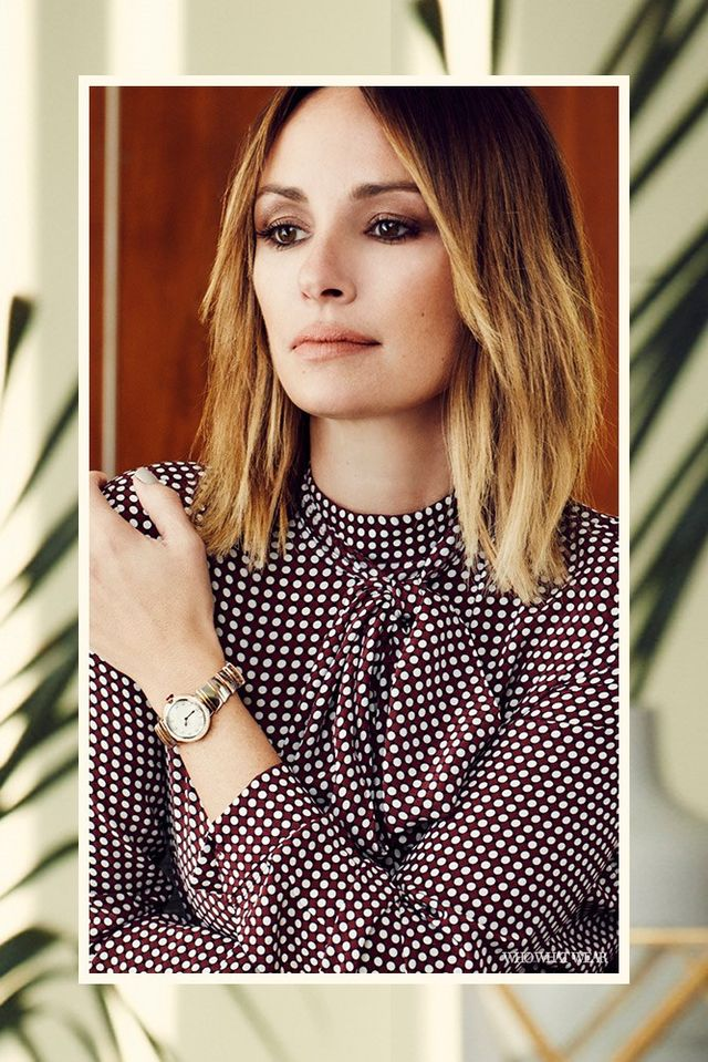 """What do you think awatch brings to a wardrobe that other jewelry pieces don't? """"A watch is a statement and generally exudes a sense of sophistication. In my opinion, it is a..."""