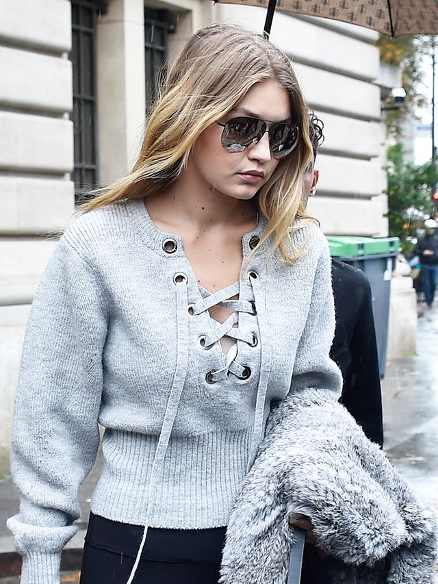 The Only Sweaters You Need, According to Celebs ...