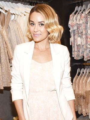 Lauren Conrad's $45 Dress Is Perfect for Holiday Parties
