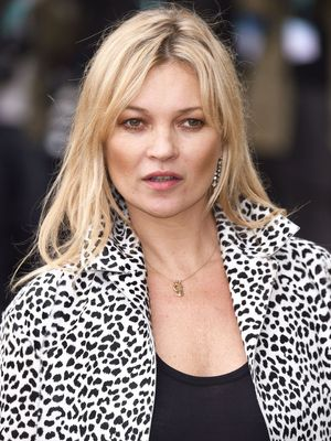Kate Moss Reveals Her Favorite Photos of Herself