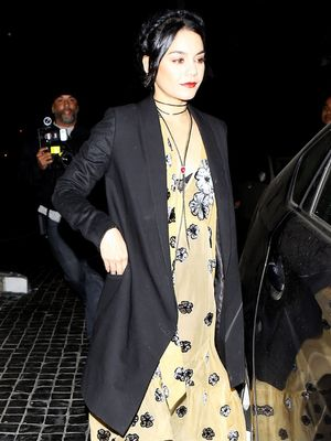 How to Get Vanessa Hudgens's Date-Night Style