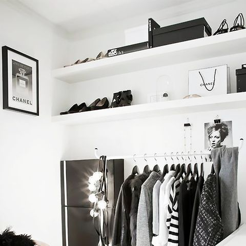11 Closet Ideas For The Minimalist Girl Whowhatwear Uk