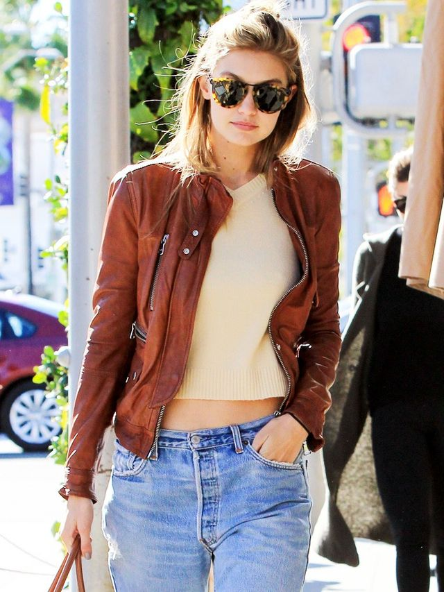 Gigi Hadid Just Wore The Coolest Western Ankle Boots