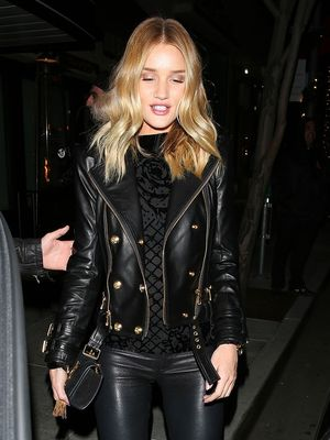 Taylor Swift & Rosie Huntington-Whiteley's Stylish Double Date
