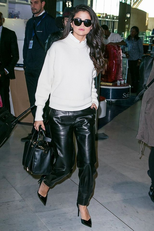 The Best Type of Handbag to Travel With—According to Celebrities