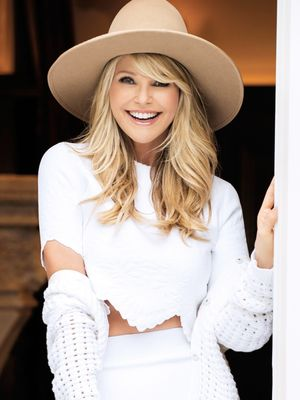 Christie Brinkley Shares Her Secret to Looking Younger