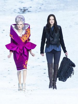 A Sneak Peek at the Costumes in the New Hunger Games Movie