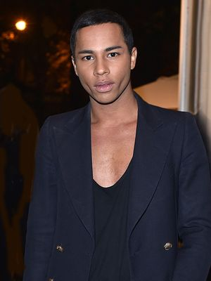 This Is What 24 Hours With Olivier Rousteing Looks Like