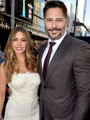 Sofia Vergara Wore a Wedding Dress to Her Rehearsal Dinner