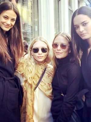 15 Times the Olsens Looked Super Stylish on Instagram