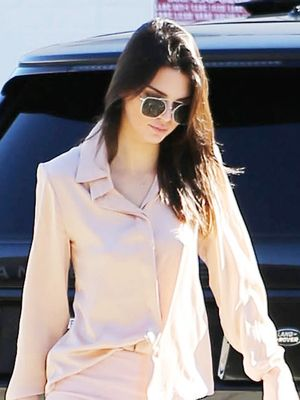 How Kendall Jenner Styles Her Ugg Boots at Home