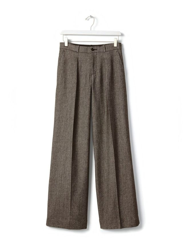 A Work-Perfect Take on Wide-Leg Pants | WhoWhatWear