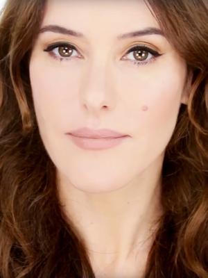 Lisa Eldridge's Universally Flattering Makeup Look